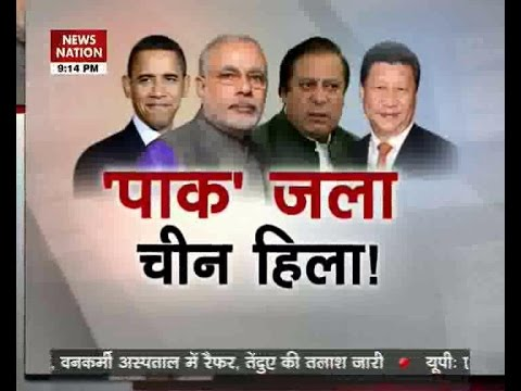 Question Hour: India perturbs Pakistan, China