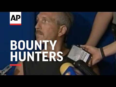 Max Factor bounty hunters face kidnap charges