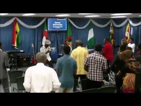 Church Service # Special Guest (DMK) | 5-03-15 | DIVINE EXCHANGE MINISTRY. INT YAGOONA | SYDNEY
