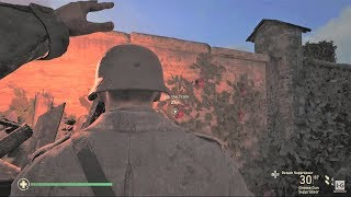 WW2 - American Army Stealth Mission - S.O.E. - Call of Duty WW2
