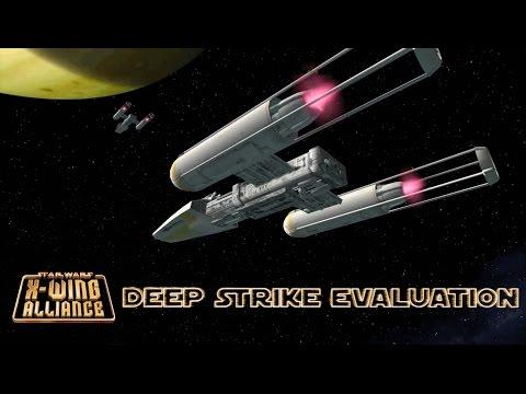 X-Wing Alliance Walkthrough [1080p] Mission 8: Deep Strike Evaluation