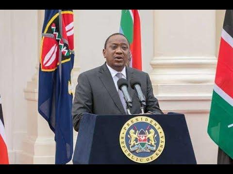 President Uhuru Kenyatta speech at the Devolution conference
