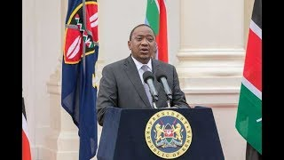 President Uhuru Kenyatta speech at the Devolution conference