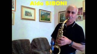A Whiter Shade Of Pale(SENZA LUCE)_ Aldo SIBONI (sax contralto)