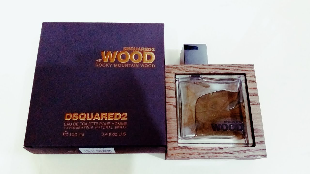DSQUARED² He Wood Rocky Mountain Wood (2009) - YouTube 47726c4b59a7