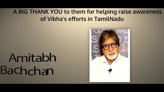 Vibha TamilNadu Relief Efforts 2015