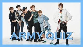 🍉 BTS ARMY QUIZ [ HARD ]