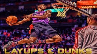 NBA 2K14 Tutorials & Tips - Layups & Dunks Tutorial - Episode 2 (XBOX 360/PS3/PC/XBOX ONE/PS4)