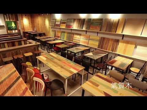 餐桌 實木餐桌 彩色餐桌 美耐板餐桌 咖啡桌 原木餐桌 工業風餐桌 早午餐店 營業用餐桌椅 [氣質木手感家具]4