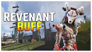 Apex Legends Revenant Buff Coming Soon? (Update Concept)