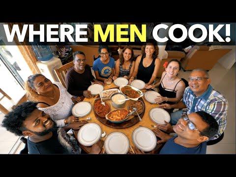 Where Men Cook!