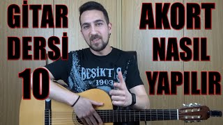 Gitar Dersi 10 - Gitarda Akort Nasil Yapilir     Ahmet Aday Resimi
