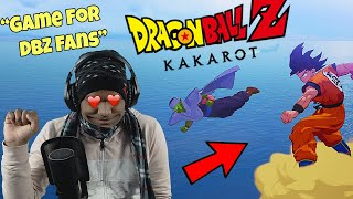 This Game is for True DBZ Fans (Dragon Ball Z Kakarot) - Part 1