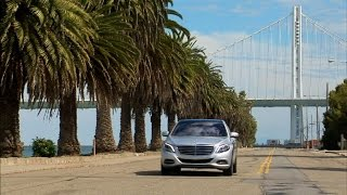 CNET On Cars - On the road: 2015 Mercedes S-Class Plug-in Hybrid