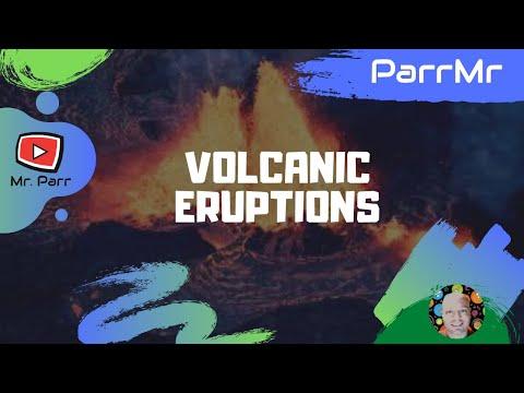 Volcanic Eruptions Song