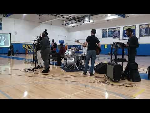 North technical high school band