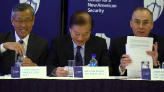 Managing the Air Commons - Panel 1: The Military Impact of China
