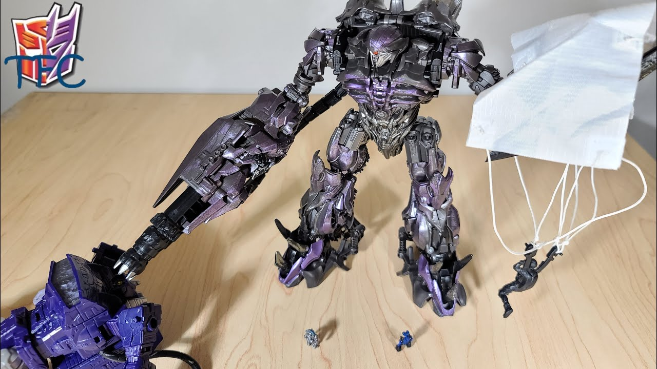 TF Collector Studio Series Shockwave Review!