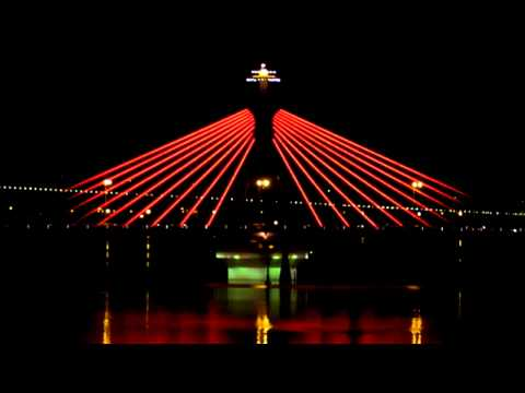 Cầu Sông Hàn Về Đêm - Du Lịch Đà Nẵng 2