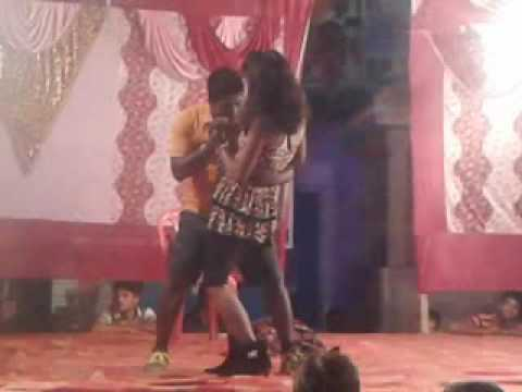 A ladu bali sambalpuri dance at Laida,Bus stand