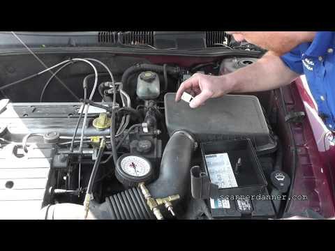 No Start No Fuel Pressure Troubleshooting - GM 2.2 Ecotec
