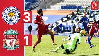 Highlights: Leicester City 3-1 Liverpool | Reds beaten at the King Power