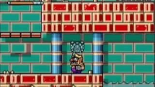 Wario Land 4 - Toy Block Tower [S-Hard] score run (10490)