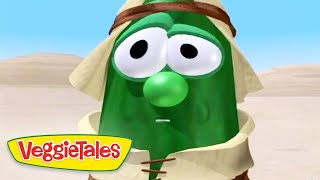 VeggieTales | Josh and the Big Wall Clip | 25th Anniversary | Kids Cartoon | Kids Movies