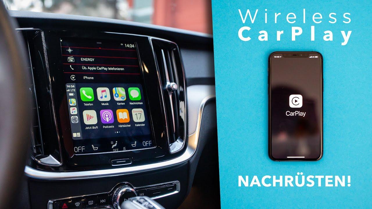 wireless carplay apple in jedem auto nachr sten so geht es youtube. Black Bedroom Furniture Sets. Home Design Ideas