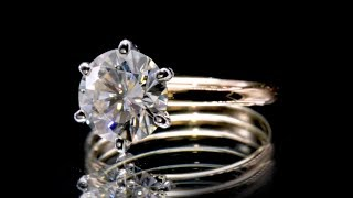 F&B Jewelry Showcase: Custom FAb Loose Stone 10x7mm Grey