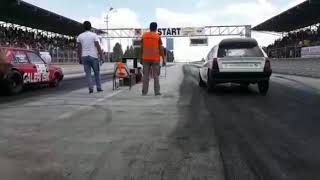 Konya drag Citroen ax turbo
