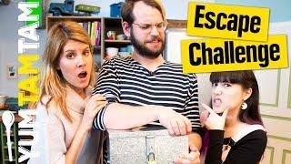 Escape Challenge #1 // Hot Cross Buns mit Schokotropfen // #yumtamtam