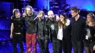 BOSSE - Konfetti - Columbiahalle Berlin - 22.02.2014