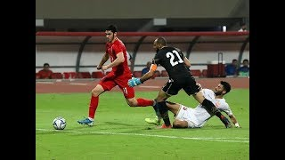 Goals scored by Azerbaijan national team against Bahrain (Friendly game)