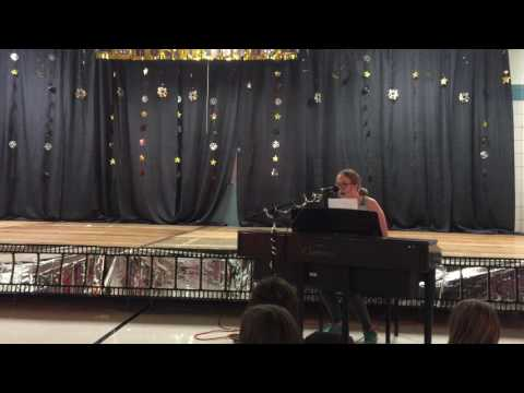 Ellie Johnson at 2017 Talent Show - Yesterday by the Beatles