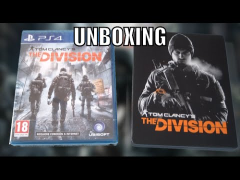 Tom Clancy's The Division Sleeper Agent Edition Ps4 New In Box Video Games & Consoles