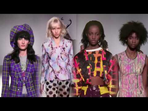 Fashion In Motion / House of Holland highlights