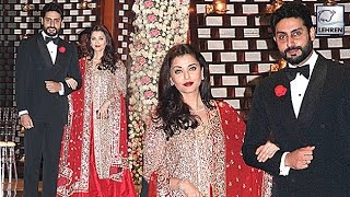 Video Aishwarya Rai's ROYAL RED Appearance With Abhishek Bachchan At Ambani's Party | LehrenTV download MP3, 3GP, MP4, WEBM, AVI, FLV Januari 2018
