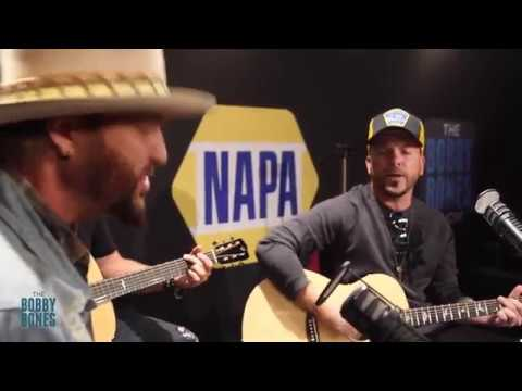 """LOCASH Performs """"The Fighters"""" Live on the Bobby Bones Show"""