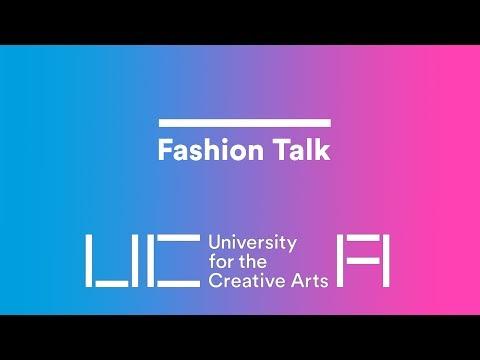 UCA - Fashion Talk Q & A