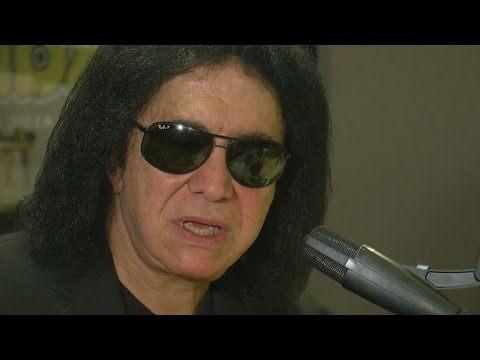KISS Legend Gene Simmons