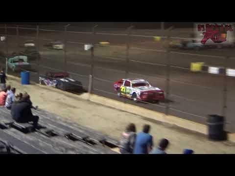 Salina Speedway - 5-4-18 - Busch Light Hobbystock A Feature