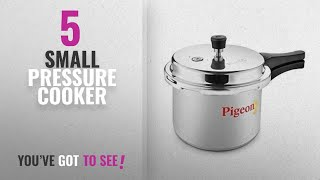 Top 10 Small Pressure Cooker [2018]: Pigeon By Stovekraft Favourite Induction Base Aluminium