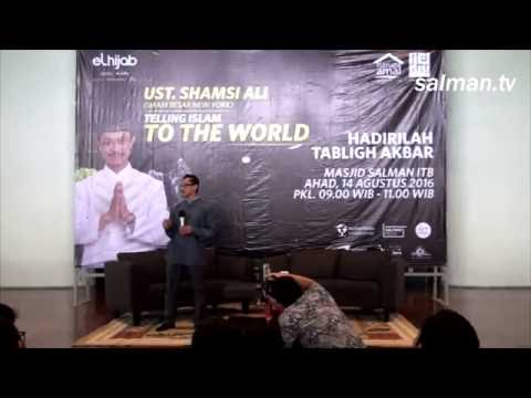 Tablight Akbar Ust. Shamsi Ali