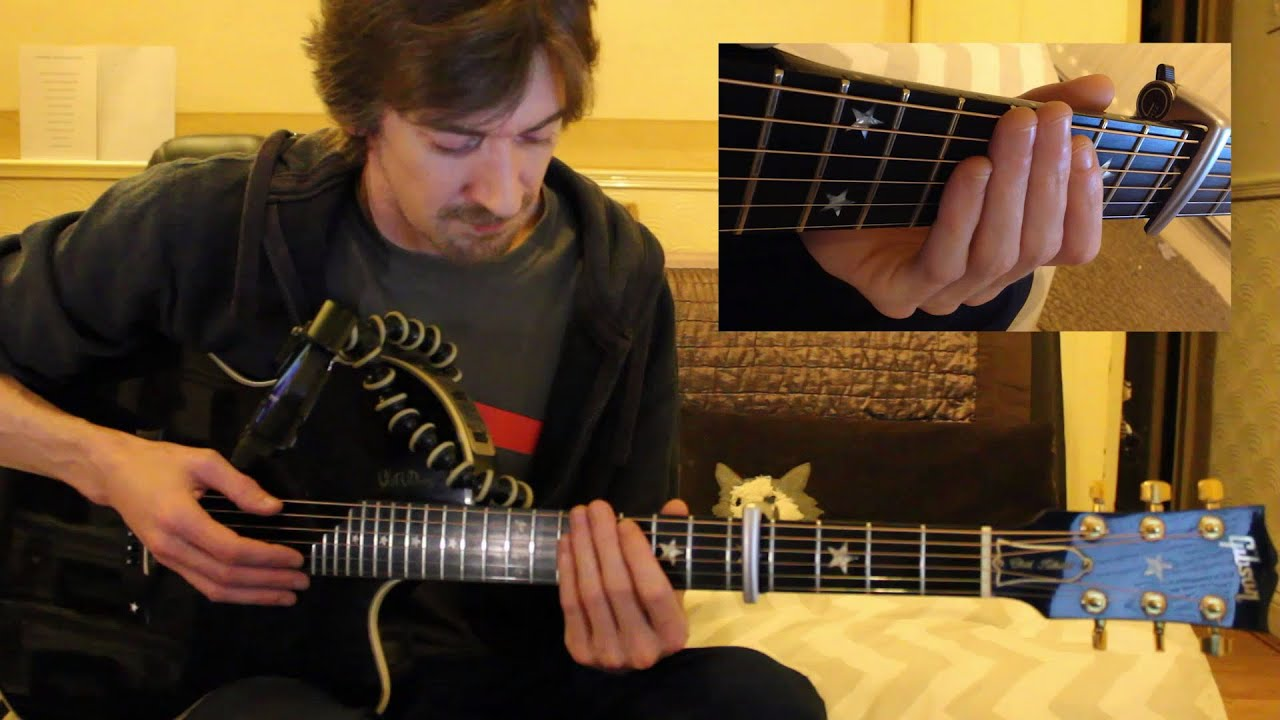 Ryan mitchell smith down to earth wall e peter gabriel cover ryan mitchell smith down to earth wall e peter gabriel cover tutorial youtube hexwebz Gallery