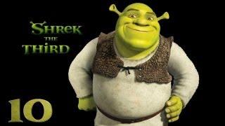 Shrek 3 (The Third | Шрек Третий) прохождение - Серия 10