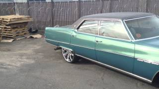 1970 Buick Electra stops by RimTyme of Charlotte for a new set of shoes.... Thumbnail