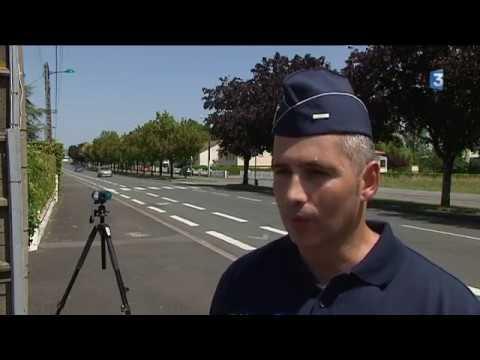 Niort : la police municipale derrière les radars