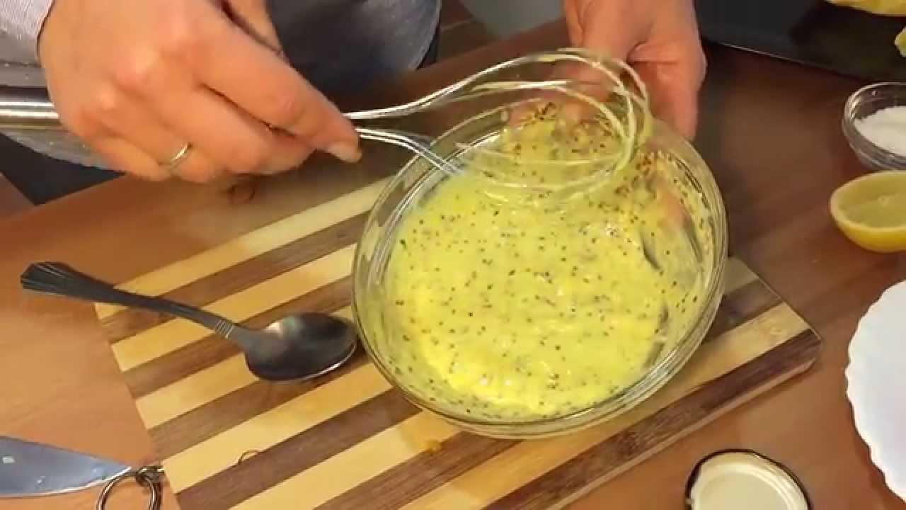 МАЙОНЕЗ с горчицей - Заправка для салата ко Дню Рождения   Лучший рецепт 2020 Март