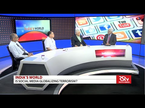 India's World - Is social media globalizing terrorism?